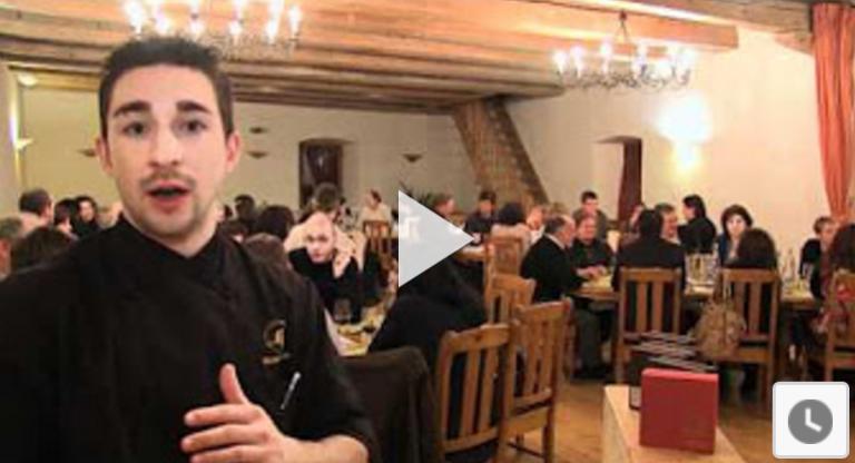 Vidéo au château de vuissens