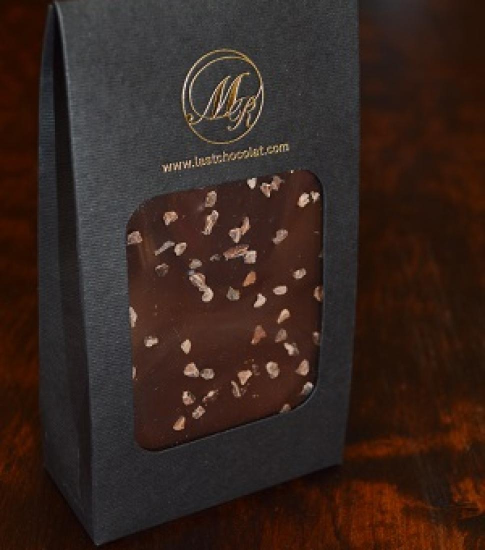 Eclats 74% et grué de cacao bio bourgeon